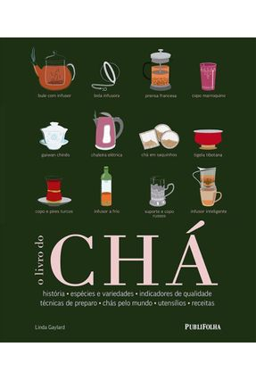 O Livro Do Chá - Gaylard,Linda | Tagrny.org
