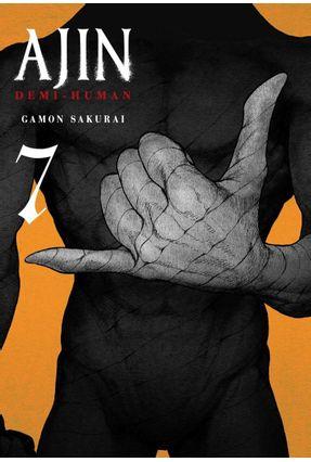 Ajin - Demi-Human - Vol. 7 - Miura,Tsuina Sakurai,Gamon   Hoshan.org