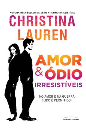 Amor & Ódio Irresistíveis - Lauren,Christina   Hoshan.org