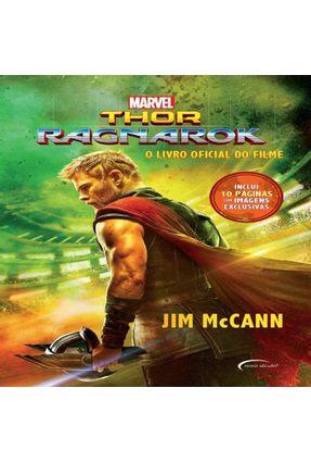 Thor Ragnarok - o Livro Oficial do Filme - Jim McCann pdf epub