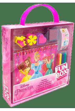 Disney Fun Box - Caixinhas Divertidas - Princesas - Disney Disney   Hoshan.org
