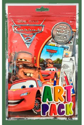 Art Pack - Disney Carros - Disney-Pixar   Hoshan.org