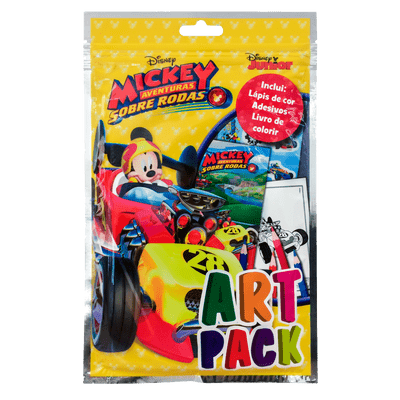 Art Pack - Disney Mickey