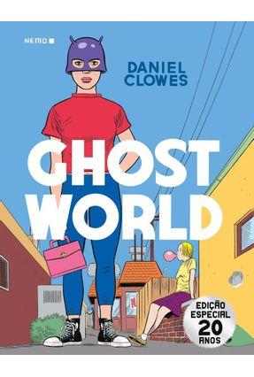Ghost World - Edição Especial 20 Anos - Clowes,Daniel pdf epub