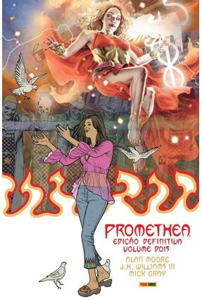 Promethea - Edição Definitiva - Vol. 2 - Acompanha Pôster - Moore,Alan Williams Iii,J.H. | Hoshan.org