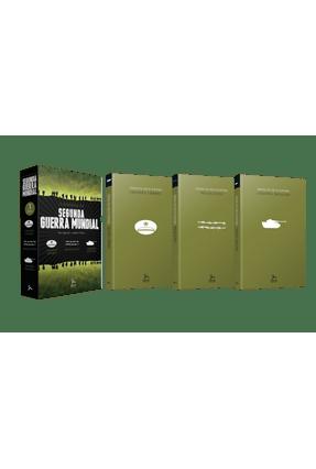 Box - O Essencial da Segunda Guerra Mundial - 3 Volumes - Editorial Aeroplano | Nisrs.org