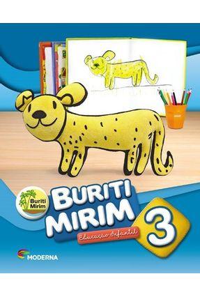 Buriti Mirim - Educação Infantil - 3º Ano - 3ª Ed. 2017 - Editora Moderna | Hoshan.org