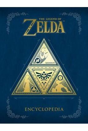 The Legend Of Zelda Encyclopedia - NINTENDO | Hoshan.org