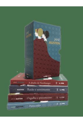 Box - Jane Austen - 4 Volumes - Pocket - Austen,Jane pdf epub