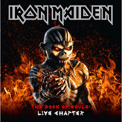 Iron Maiden - The Book Of Souls - Live Chapter - 2 CDs