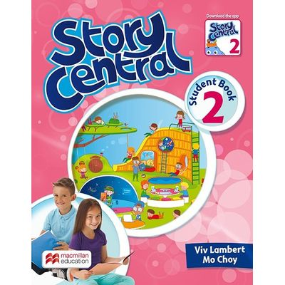 Story Central Student's Book With Ebook Pack-2