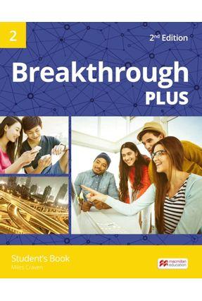 Breakthrough Plus 2nd Student's Book Premium Pack-2 - Craven,Miles pdf epub