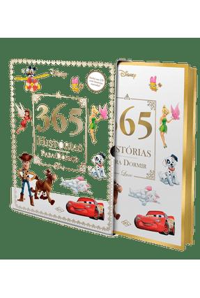 Disney - 365 Histórias Para Domir - Edição Luxo - Disney | Tagrny.org