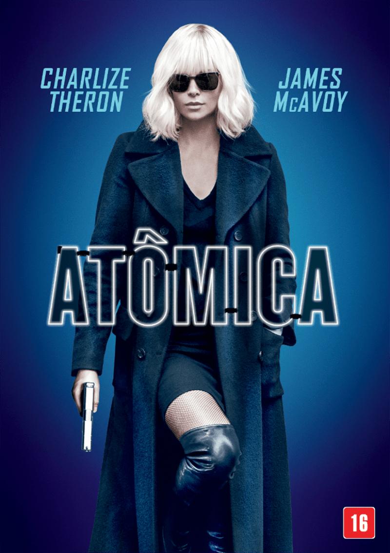 Atômica - DVD - Saraiva