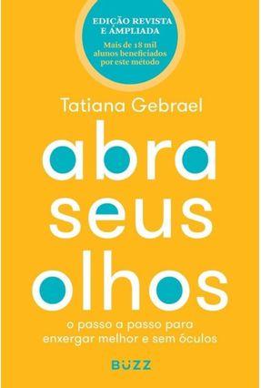 Abra Seus Olhos - Gebrael,Tatiana | Tagrny.org