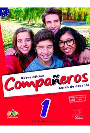 Nuevo Compañeros 1 - Libro Del Alumno Con Licencia Digital - Edición Brasil - SGEL | Hoshan.org