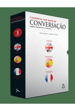 Box - o Essencial Dos Guias De Conversação - 3 Volumes - Books,Hunter | Tagrny.org