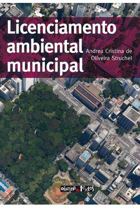 Licenciamento Ambiental Municipal - Andrea Cristina de Oliveira Struchel   Hoshan.org