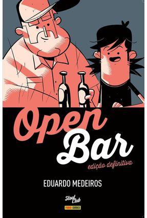 Open Bar Edição Definitiva - Medeiros,Eduardo   Tagrny.org