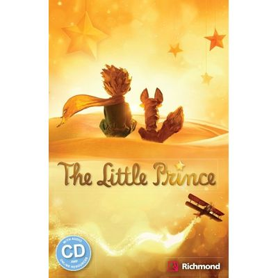 The Little Prince + CD De Áudio - Starter