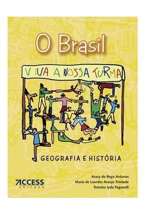 O Brasil - Viva A Nossa Turma - Geografia e História - Antunes,Aracy do Rego   Hoshan.org