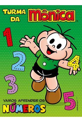 Turma Da Mônica - Vamos Aprender Os Números - Editora Ciranda Cultural | Tagrny.org