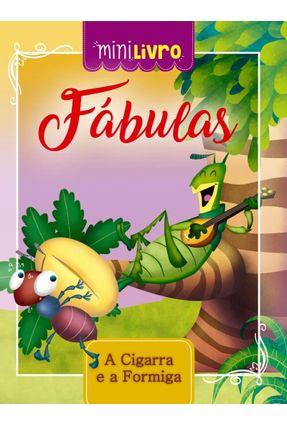 Fábulas - A Cigarra E A Formiga -  pdf epub