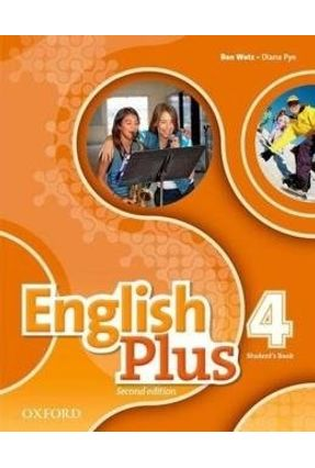 English Plus 4 Student´S Book - Wetz,Ben pdf epub