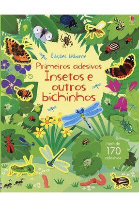 Insetos e Outros Bichinhos: Primeiros Adesivos - Grassi,Marcella pdf epub