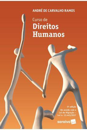 Curso De Direitos Humanos - ANDRÉ DE CARVALHO RAMOS   Tagrny.org