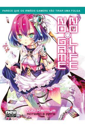 No Game No Life - Livro 9 - Kamiya,Yuu | Hoshan.org