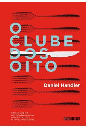 O Clube Dos Oito - Handler,Daniel pdf epub