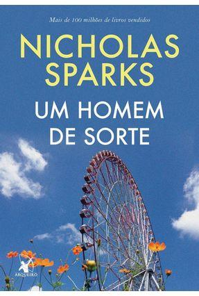 Um Homem De Sorte - Sparks,Nicholas Calado,Alves   Tagrny.org