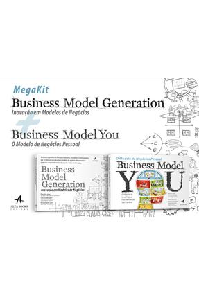 Megakit - Business Model Generation e Business Model You - Clark,Tim Osterwalder,Alexander Pigneur,Yves pdf epub