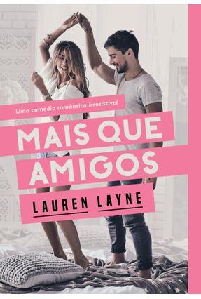 Mais Que Amigos - Layne,Lauren | Hoshan.org
