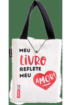 Sacola Ecológica Presente - Mr. Fly - Coleção Livros - Refletem Meu Amor -  pdf epub