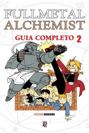 Fullmetal Alchemist - Guia Completo - Vol. 2