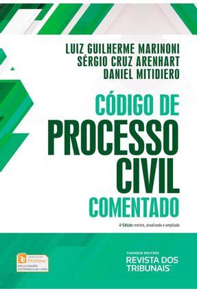 Código De Processo Civil Comentado - 4ª Ed. 2018 - Luiz Guilherme Marinoni Sérgio Cruz Arenhart Daniel Mitidiero pdf epub
