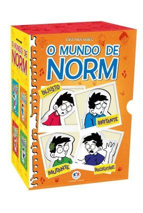 Box O Mundo De Norm - Meres,Jonathan Meres | Hoshan.org