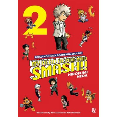My Hero Academia Smash!! - Boku No Hero - Vol. 2