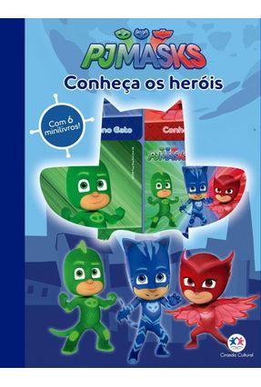 PJ Masks - Conheça Os Heróis - Editora Ciranda Cultural | Hoshan.org