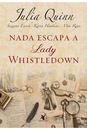 Nada Escapa A Lady Whistledown - Mia,Ryan Hawkins,Karen Enoch,Suzanne Quinn,Julia | Hoshan.org