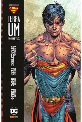 Superman - Terra Um - Vol. 3 - Straczynski,J. Michael Syaf,Ardian Hope,Sandra pdf epub