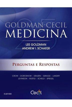 Goldman Cecil Medicina - 25ª Ed. 2018 - Goldman,Lee | Hoshan.org