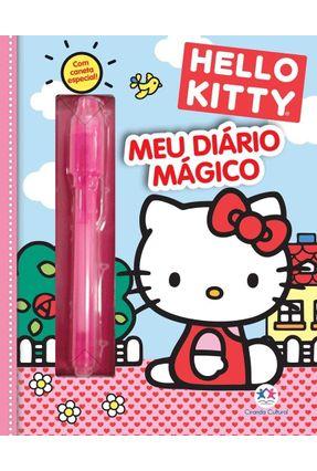 Hello Kitty - Meu Diário Mágico - Editora Ciranda Cultural | Hoshan.org