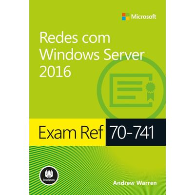 Exam Ref 70-741 - Redes Com Windows Server 2016