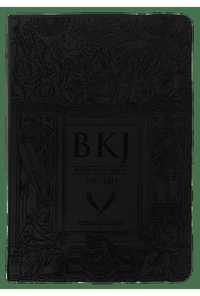 Bíblia King James Fiel 1611 - Ultra Gigante - Capa Luxo Preta - Books,Bv pdf epub