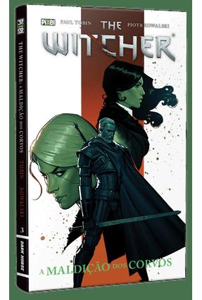 Witcher - A Maldição Dos Corvos - Tobin,Paul | Tagrny.org