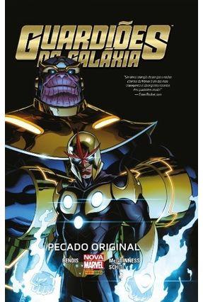 Guardiões da Galáxia - Pecado Original - Bendis,Brian Michael McGuinness,Ed Valerio Schiti pdf epub