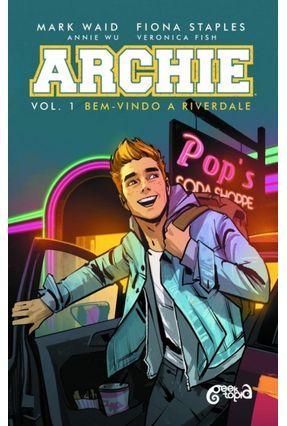 Archie - Bem-Vindo A Riverdale - Vol. 1 - Waid,Mark Staples,Fiona Wu,Annie pdf epub